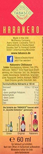 TABASCO Habanero Sauce 60 ml - 4