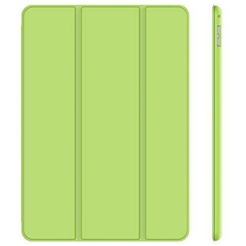JETech Hülle für iPad Pro 12,9 2015 Modell, Schutzhülle mit Ständer Funktion und Auto Schlaf/Wachen, Grün