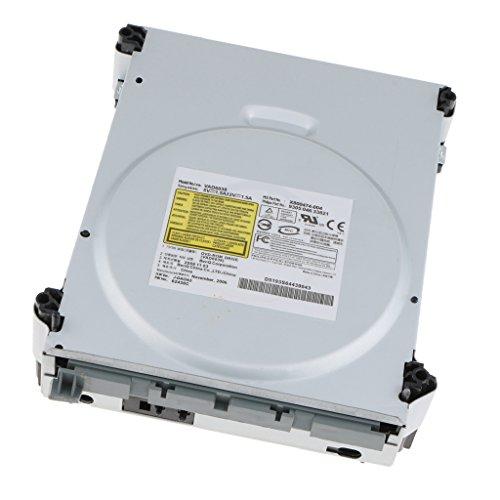 F Fityle Lecteur De DVD De Remplacement BenQ VAD6038 Complet Pour Console Microsoft