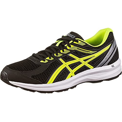 ASICS Herren 1011A738-005_43,5 Running Shoes, Black, 43.5 EU