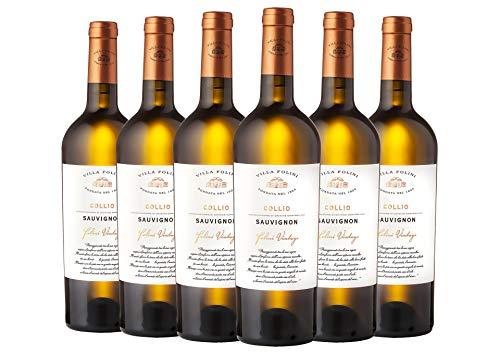 Collio DOC Sauvignon Villa Folini 2020 6 bottiglie da 0,75 ℓ