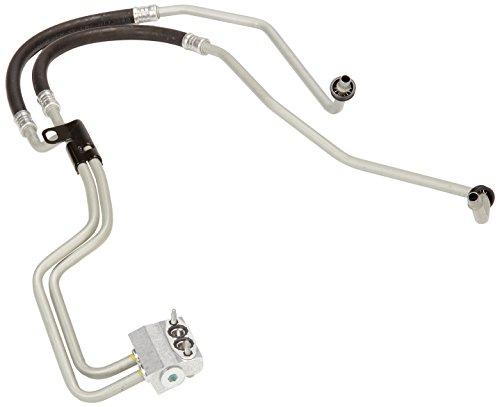 ACDelco 20828695 GM Original Equipment Engine Oil Cooler Hose Kit with Bracket, Gasket, and Bolt