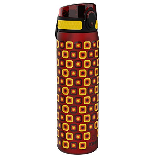 ion8 auslaufsichere Schlanke Trinkflasche, Boogie, 500ml
