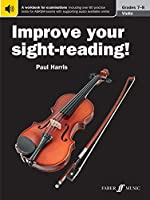 Improve Your Sight-Reading! Violin 7-8