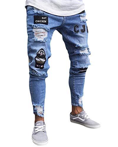 Pantalon Vaquero Claro Mejor Precio De 2021 Achando Net