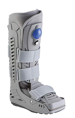 United Ortho 360 Air Walker Standard Fracture Boot - Small, Grey
