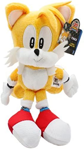 Jazwares Sonic The Hedgehog Plush - 9 Classic Tails by Jazwares