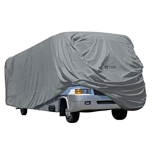 Classic Accessories OverDrive PolyPro 1 Cover for 24' to 28' Class A RVs