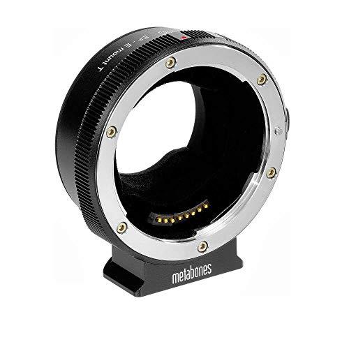 Metabones MB_EF-E-BT5 Adapter (Mark V, geeignet für Canon EF-Sony E-Mount)