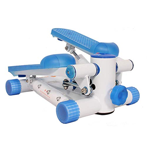 Buy Discount YQDS Fitness Swing Stepper Twister Stepper Up-Down Stepping Mini Stepper Exercise Machi...