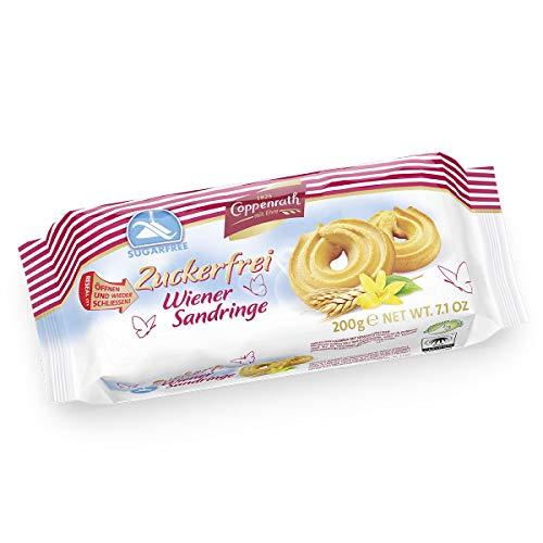 Wiener Sandringe ZUCKERFREI