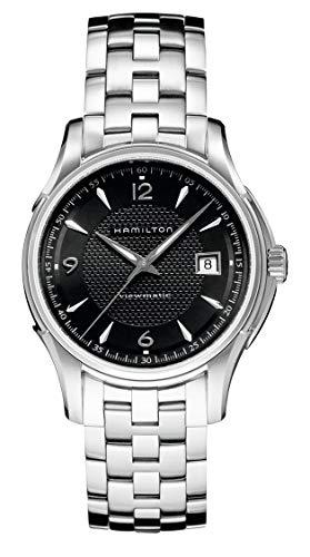 Relojes correa de acero HAMILTON H32515135 Jazzmaster masculina Viewmatic