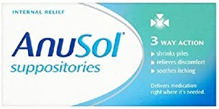 Anusol Suppositories 12 per pack by Anusol