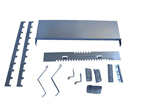 Kit FERRAMENTA per ARNIA D.B. Standard 10 FAVI per Apicoltura