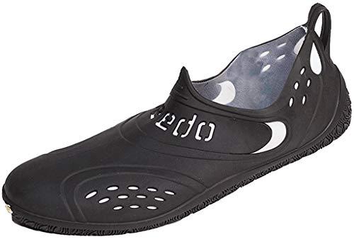 Speedo ZANPA AF 8056700299, Damen Sandalen, Schwarz (schwarz/weiß), EU 35.5