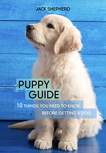 PUPPY GUIDE: 10 Things You Need to Know Before Getting a Dog (Dog training, Puppy training, Dog training for beginners, Dog training book, Dog separation anxiety)