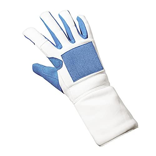 DLGF Fechthandschuhe, Fechttraining für Erwachsene und Kinder, Spezielle Fechtausrüstung für das Foil, Säbel und Degentraining