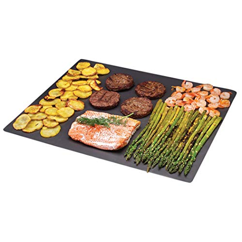 AmazonBasics Standard Grilling Mat Set - Pack of 2