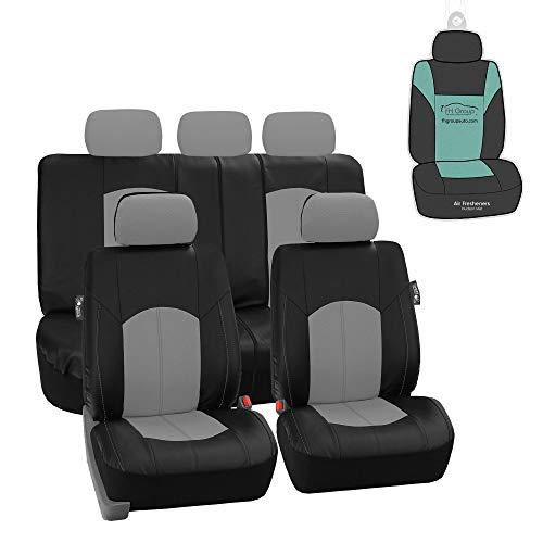 09 impala leather seat covers - 3