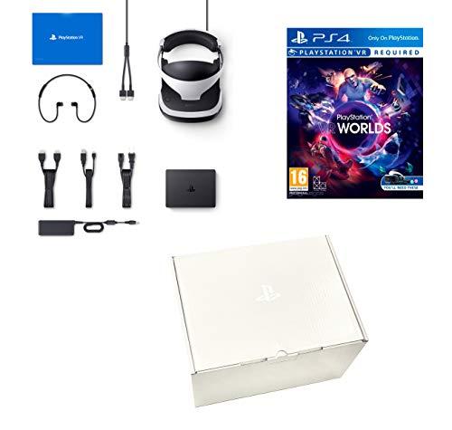 """PlayStation VR2 (CUH-VR2) """"Starter Pack"""" + VR Worlds + Kamera V2"""