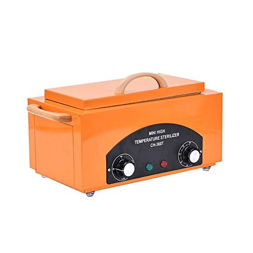 Secco sterilizzatore calore Nail sterilizzatore professionale ad alta temperatura sterilizzatore di sicurezza salone di sterilizzazione strumento per manicure Nail Strumento sterilizzatore