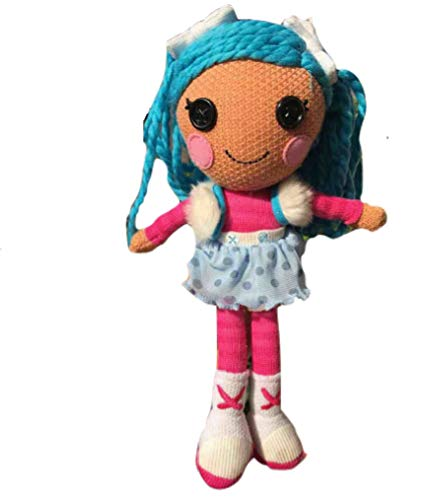 Plush Loopsy 12 in Plush Doll from Chunks of Charm (Blue)