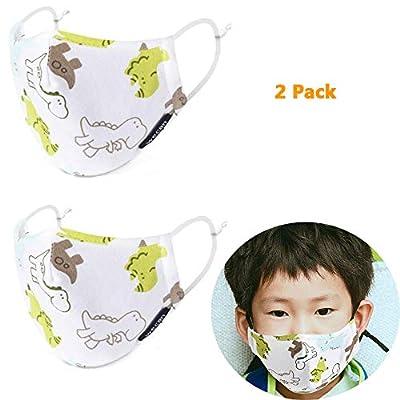 2 Pack Kids Cotton