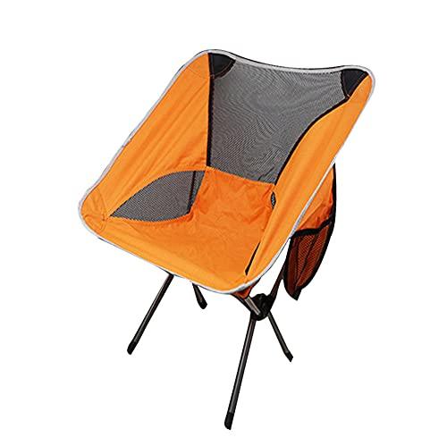 VIWIV Silla de Camping Barata, Plegable Ligera Portátil Compacta y Ultraligera con...