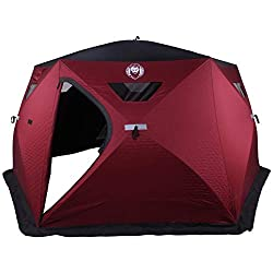 Extra Large Insulated Ice Fishing Tent
