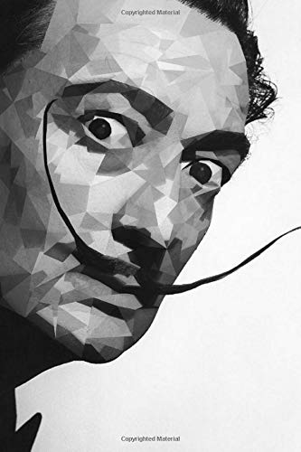 Salvador Dali Notebook, Journal, Diary - Classic Writing 120 Lined Pages #4: Famous People Person Legends Actors Actress Singers Writers Presidents ... Notebook (Salvador Dali Notebooks, Band 4)