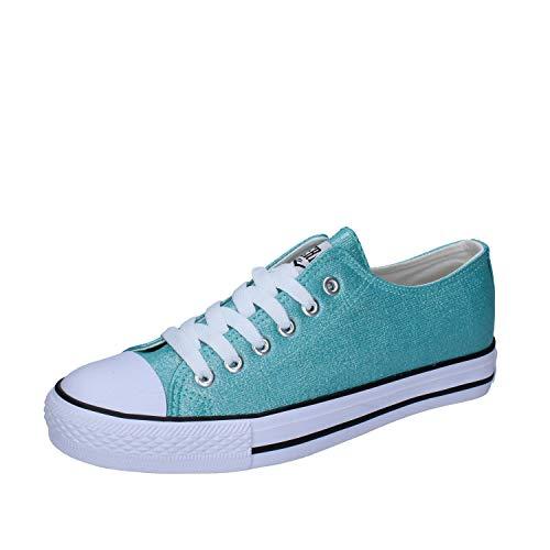 EVERLAST Sneakers Mujer Textil Azul Claro 41 EU