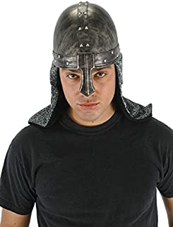 Adult Black Knight Helmet - Adult Std.