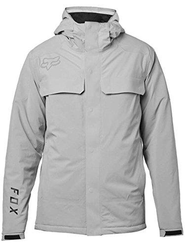 Fox Chaqueta Impermeable para Hombre Redplate Flexair Jacket (Gris, S)