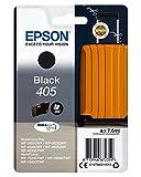 Epson Orginal 405 Tinte Koffer, WF-3820DWF WF-3825DWF WF-4820DWF WF-4825DWF WF-4830DTWF WF-7830DTWF WF-7835DTWF WF-7840DTWF, schwarz