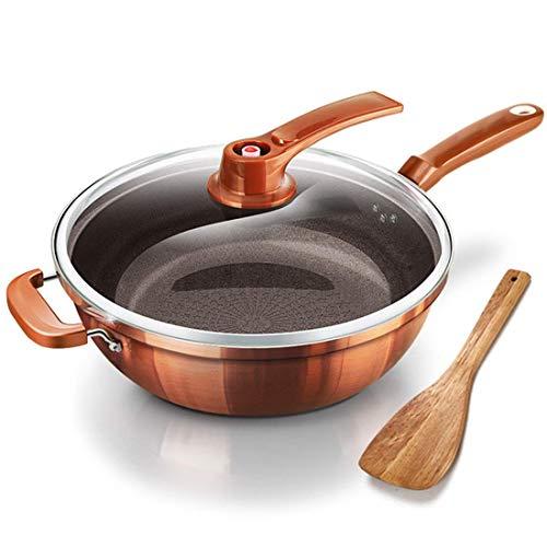 Buy Bargain Soup Pot Household Induction Cooker, Nonstick Pan Iron Pan, Universal Pan Kitchen