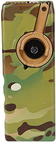 N / C Accesorios Tácticos Juego Militar Rifle De Aire Paintball BB M4 Revista De Velocidad Cargador De Manivela De Caza Cargador Rápido 6mm 1000Hair
