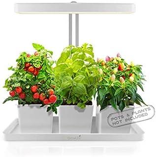 GrowLED Led Indoor Garden, Herb Garden, Kitchen Garden, Height Adjustable, Automatic Timer Height Adjustable Type
