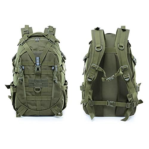 pumutech Zaino 25L Grande capacità Zaino Impermeabile Nylon Tactics TATTICS Bag Army Bag Uomo Zaino Zaino for Escursione Zaini da Viaggio Zaino Donna (Color : 03)