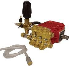 NorthStar Easy Bolt-On Pressure Washer Pump - 4000 PSI, 3.5 GPM, Belt Drive, Model Number A1572041