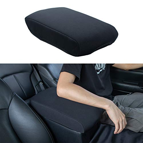 JDMCAR Center Console Armrest Cover Compatible with Toyota 4Runner Accessories 2010-2020 2021,Customized Neoprene Center Console Protector
