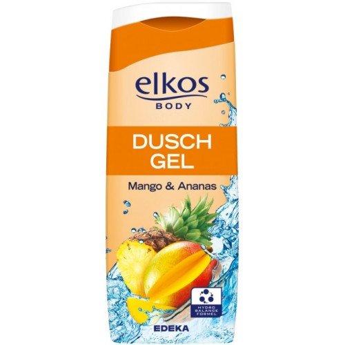 Duschgel Mango + Ananas 300 ml von elkos