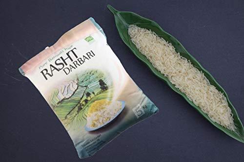 Rasht Darbari Basmati Reis 5 Kg aus Indien Rice Riz