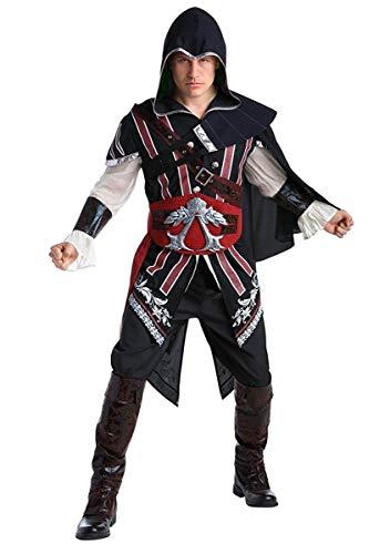 Palamon Assassin's Creed: Ezio Deluxe Adult Costume L