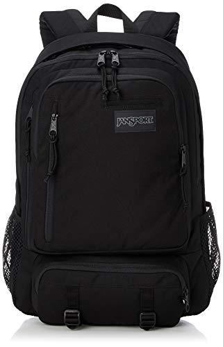 JanSport JS00T45G008 Envoy Laptop Backpack (Black)