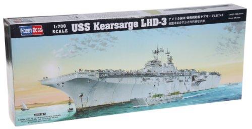 ホビーボス 1/700 艦船シリーズ アメリカ海軍 強襲揚陸艦 キアサージ LHD-3 プラモデル