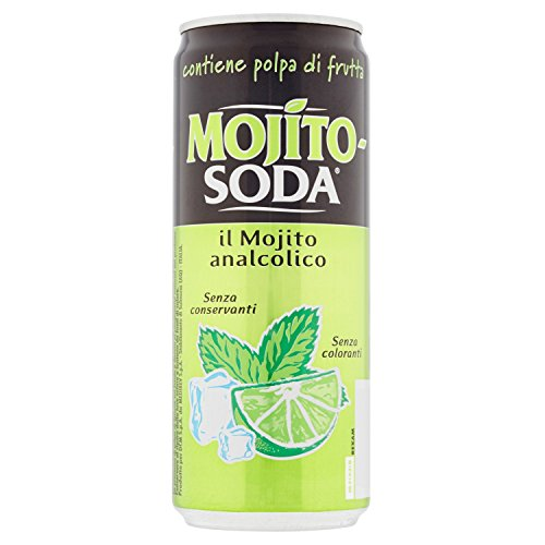 Lemon-Soda Bibita Mojito, 33cl