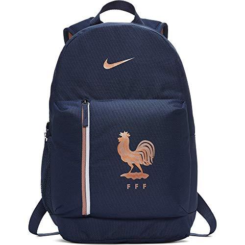 Nike FFF Stadium Backpack Rucksack, Midnight Navy/Rose Gold/Rose Gold, MISC