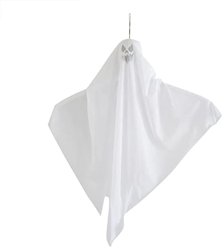 """popular RiamxwR Halloween Ghost Decorations - 25.6"""" Hanging Ghosts Flying online Ghost Halloween Ghost Hanging online sale Ornament for Front Yard Patio Lawn Garden Party Décor (Style A) outlet online sale"""