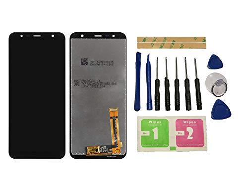 """Flügel para Samsung Galaxy J4 Plus 2018 J415 SM-J415FN / Galaxy J6 Plus 2018 J610 6.0"""" Pantalla LCD Pantalla Negro Táctil digitalizador Asamblea Pantalla (sin Marco) de Recambio & Herramientas"""