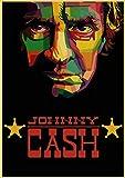 H/L Country-Musik Sänger Johnny Cash (Johnny Cash)